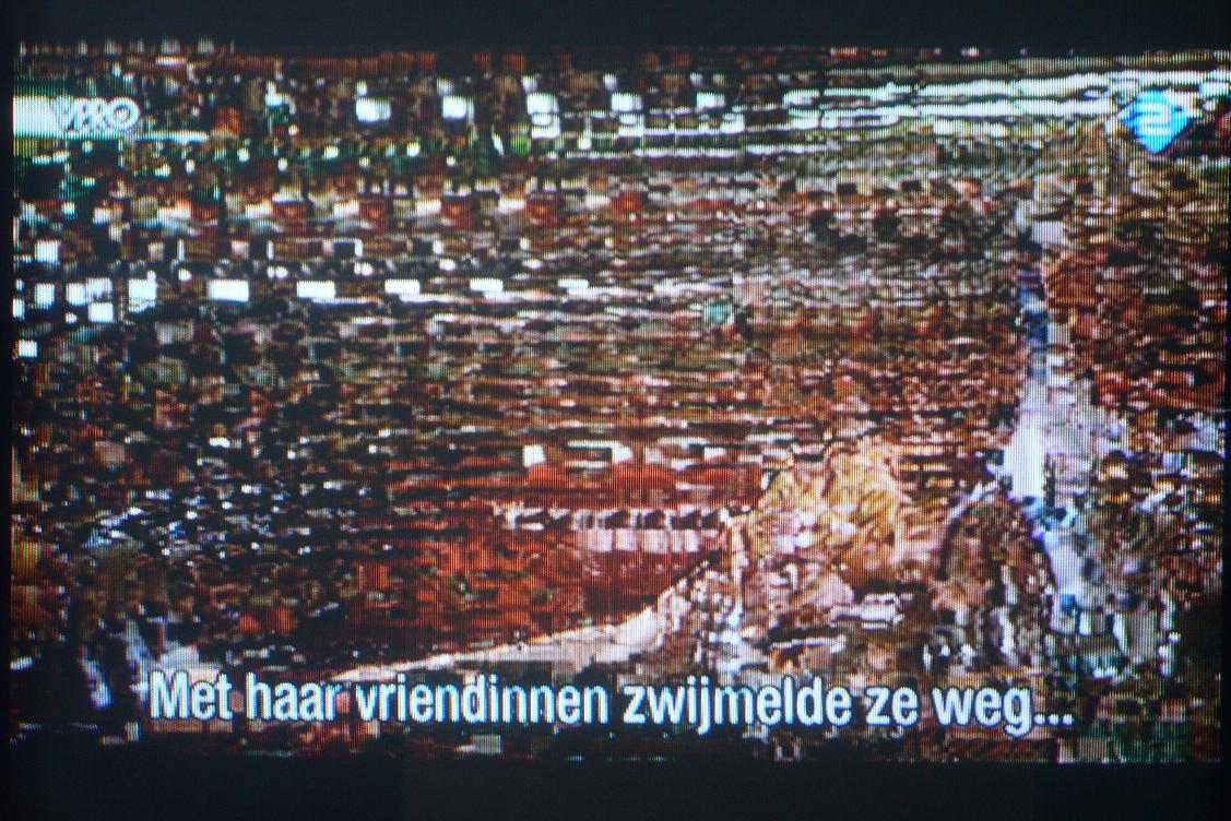 pauzebeeld - digitale vervorming