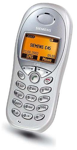 Siemens-C45