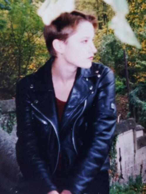 Sarah 15 jaar herfst 1996